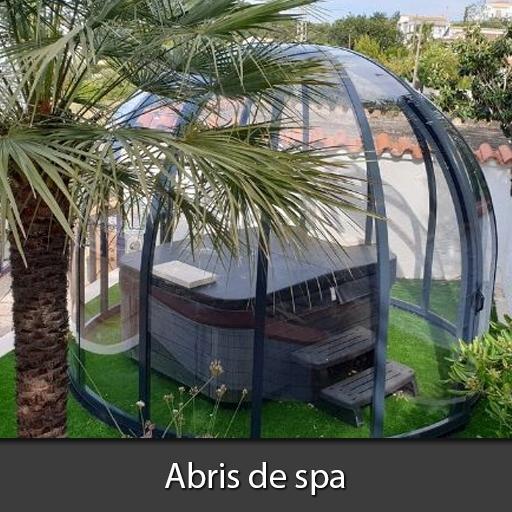 Vente et installation abri de spa Nord Pas-de-Calais