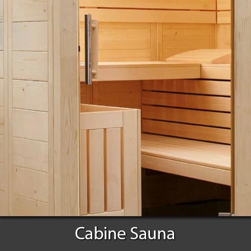 Cabine Sauna Finlandais Nord Pas-de-Calais