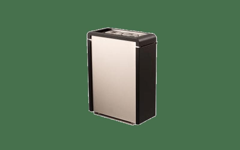 Poêle Sauna chauffage Concept R mini