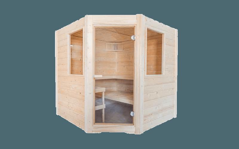 Sauna Basic Corner