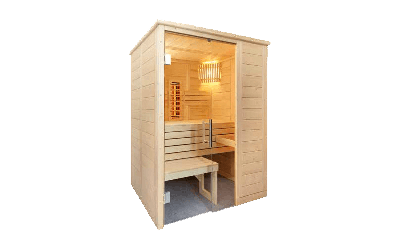 Sauna Infrarouge Alaska Mini Infra +