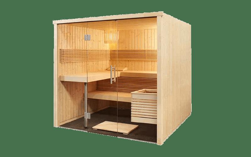 Sauna Panorama Large