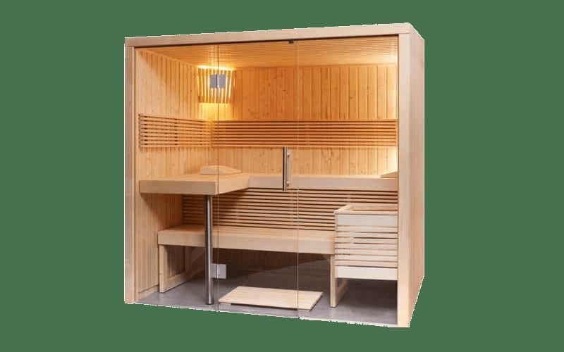 Sauna Panorama Small