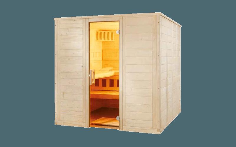 Sauna Wellfun Large