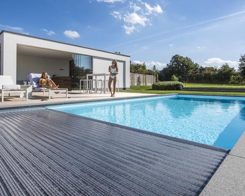 Volet piscine Monocoque Nord Pas-de-Calais
