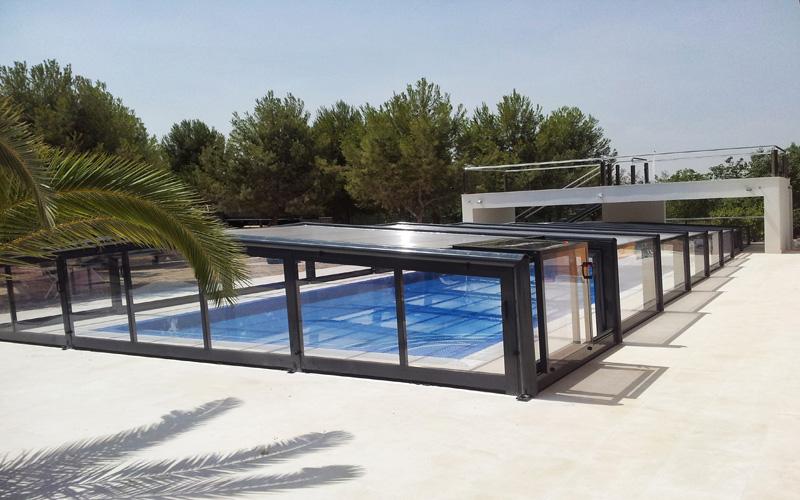 Abri piscine bas Nord Pas-de-Calais