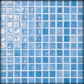 Coloris de spa mosaïque Le Touquet