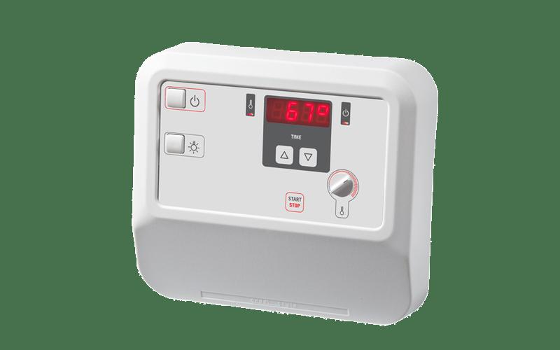 Commande sauna privé particulier pour poêle chaleur A2