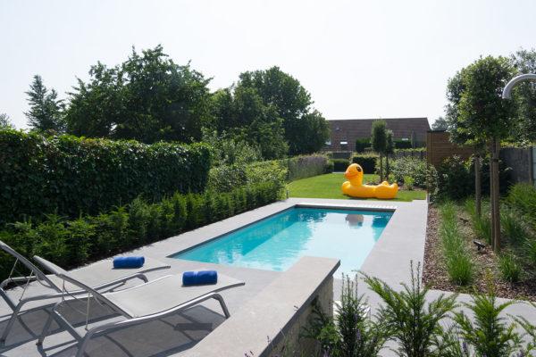 Construction piscine coque de luxe Nord Pas-de-Calais
