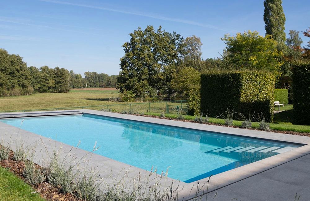 Installateur bassin de nage sportif Nord Pas-de-Calais