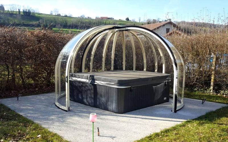 Sphère pour Spa protection et sécurité pour jacuzzi Nord