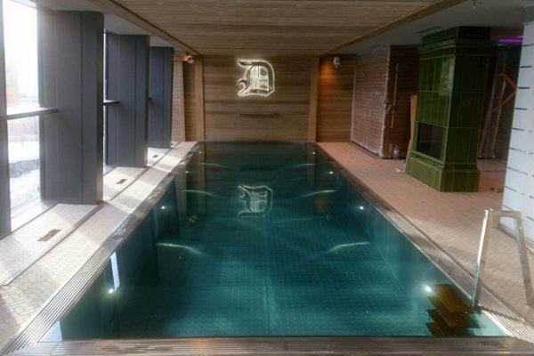 Constructeur piscine Inox intérieure Nord Pas-de-Calais
