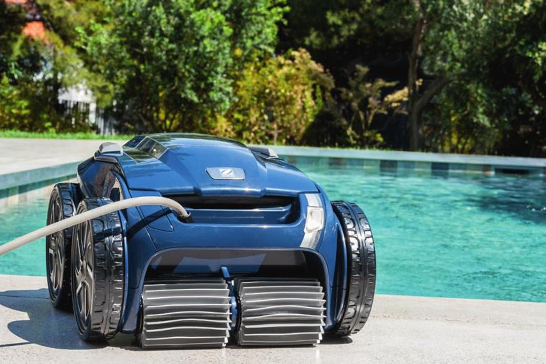 Robot nettoyeur automatique Zodiac pour piscine à Lille