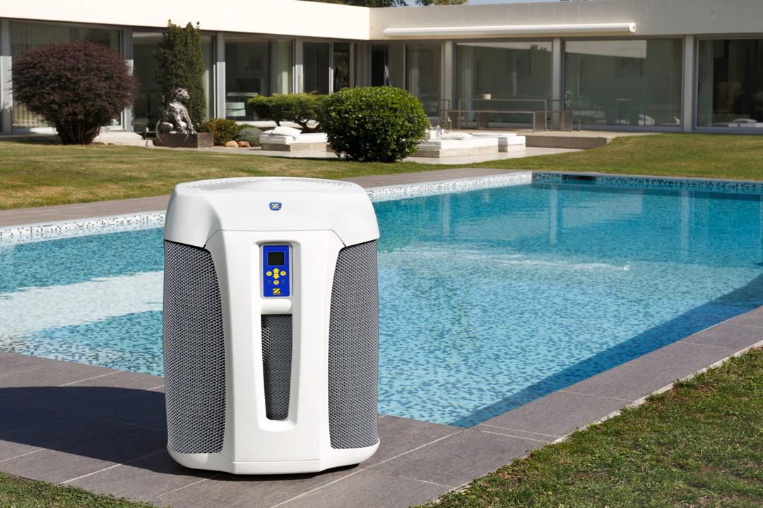 Equipements pompe à chaleur piscine Zodiac Nord Pas-de-calais