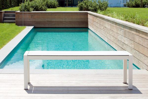 Implantation piscine dans son environnement