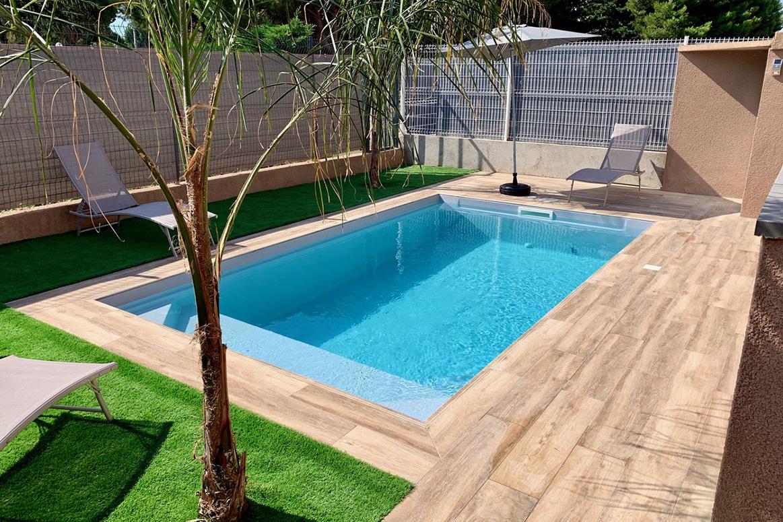 Vente Mini piscine en kit Nord Pas-de-Calais Stock de coque Lille Arras